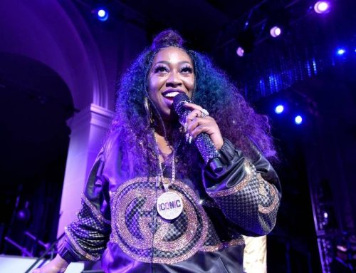 "Missy Elliott Reveals She Finished ""Big Project"""