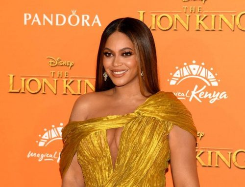 "Listen To The Beyoncé-Curated Compilation ""The Lion King: The Gift"""