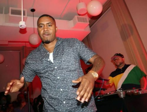 "Nas Drops ""The Lost Tapes 2"""