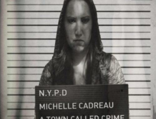 A Town Called Crime By Michelle Cadreau