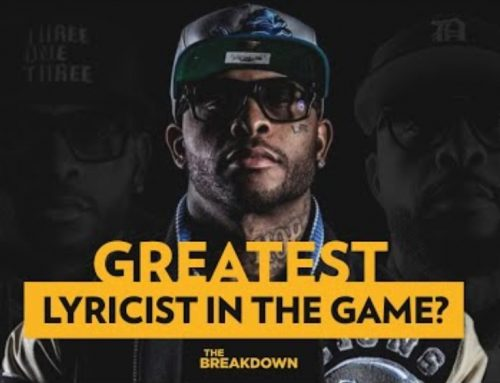 The Breakdown | Is Royce Da 5'9 The Greatest Lyricist In The Game?