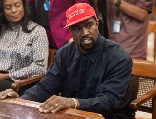 Kanye West Has a Cool Slogan, But No Actual Paperwork on File in Presidential Run