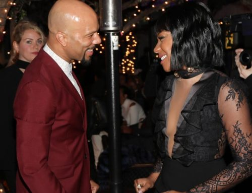 Tiffany Haddish Confirms Relationship With Common & Reveals They 'Got Tested For Everything'