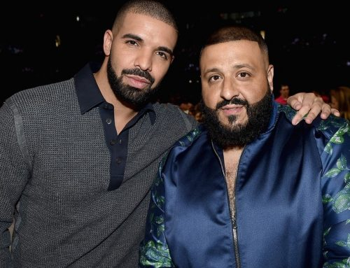 DJ Khaled Gushes Over His Blinged-Out Gift From 'Popstar' Collaborator Drake