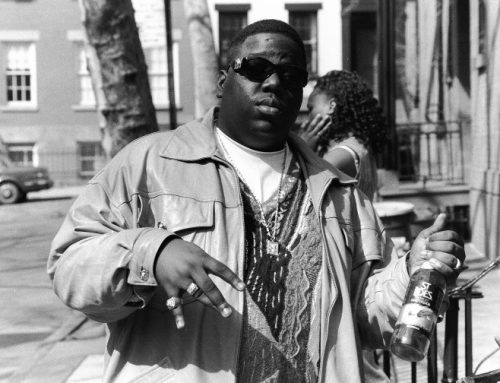 Unreleased 1997 Notorious B.I.G. Freestyle Pops Up in Soda Ad