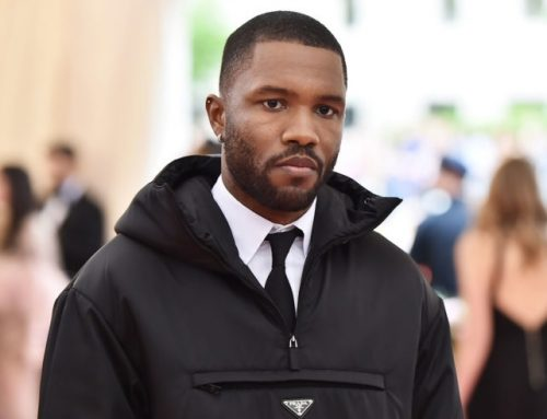 Frank Ocean Has a Very Simple Message: 'Pls Vote'