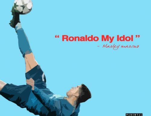 Ronaldo My Idol by Marley marcus