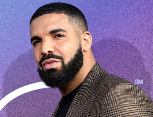 Drake Is on Dad Duty In Adorable Snap